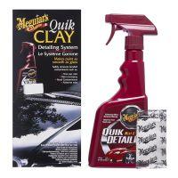 Meguiar´s Quik Clay Detailing System Starter Kit