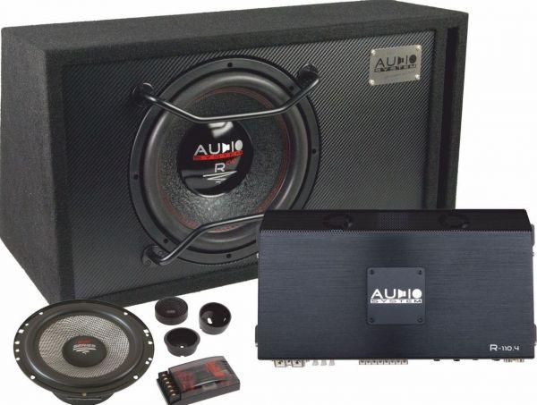 Audio System R-Series EVO Set mit R08EVOBR + R165EVO
