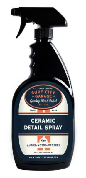 Surf City Garage Ceramic Detail Spray - Detailer