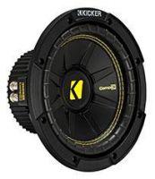 "Kicker 8"" CompC84 (CWCD84) - 20cm Subwoofer"