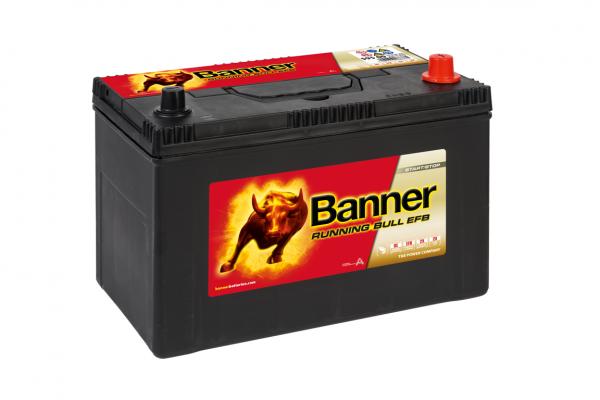 Banner Running Bull EFB 59500 - 95Ah