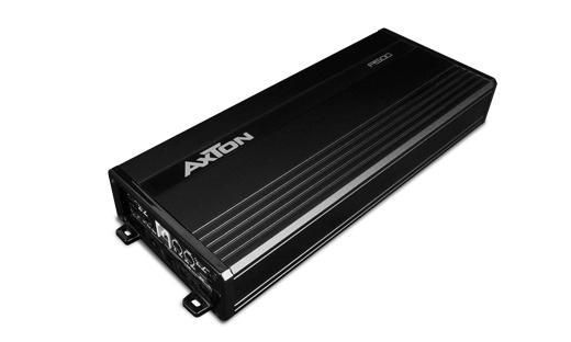 Axton A500 - 5-channel amplifier