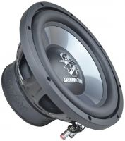 Ground Zero Iridium GZIW 250X - II - 25cm Subwoofer