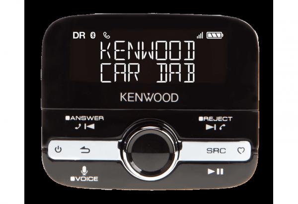 Kenwood KTC-500DAB - DAB+ und Bluetooth-Erweiterung