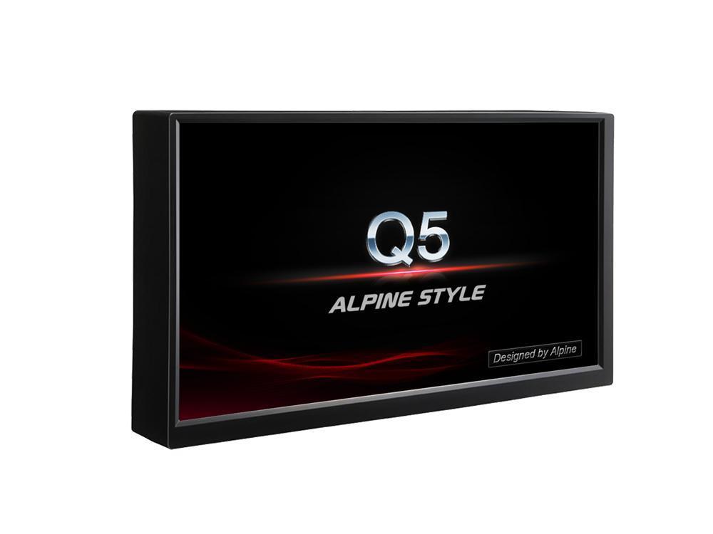 Alpine X702D-Q5 - 2DIN Navigation for Audi Q5