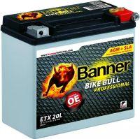 Banner Bike Bull AGM Professional 52001 - 18Ah