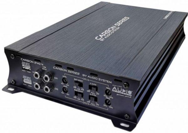 Audio System Carbon-240.4 - 4-Kanal Verstärker