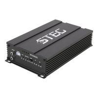 STEG DST202D - 2 - Kanal Verstärker