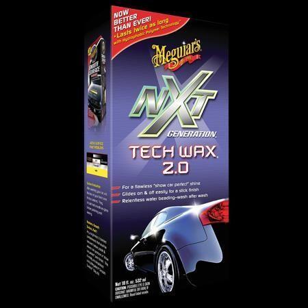 Meguiar´s NXT Generation® Tech Wax 2.0