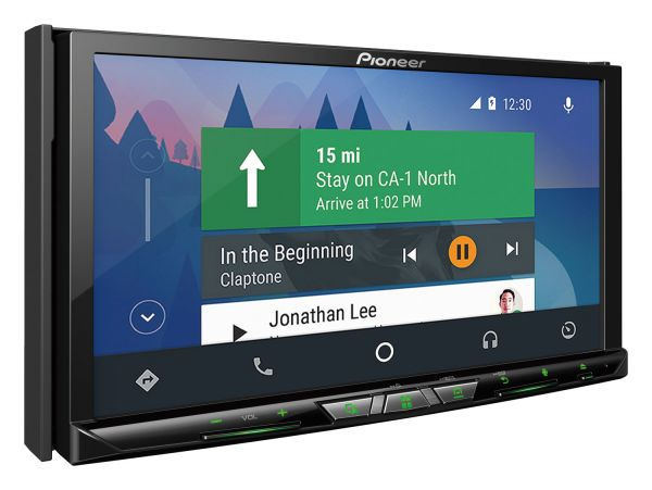 Pioneer AVIC-Z830DAB - 2-DIN Smartphoneradio