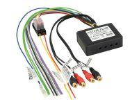 Aktivsystemadapter universal 4-Kanal 10A