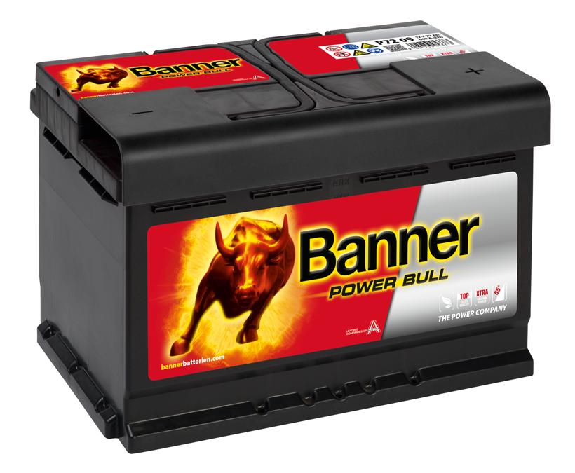 banner power bull p7209 72ah lead acid batteries. Black Bedroom Furniture Sets. Home Design Ideas