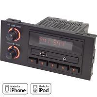 "RetroSound MODEL-N1B - Autoradio ""Newport"""