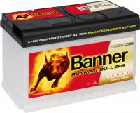 Banner Running Bull EFB 57000 - 70Ah