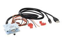 USB / AUX Ersatzplatine Jeep Renegade 2015->