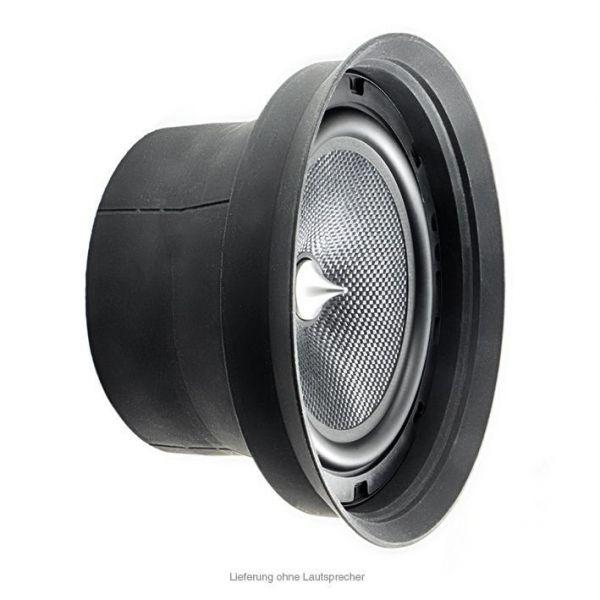 Ampire SWD165 - Schallwand-Dichtung, 165mm, inkl. Schallabsorber