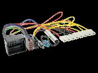 Radioanschlusskabel LKW-MAN TGA / TGX > ISO / Phantomeinspeisung