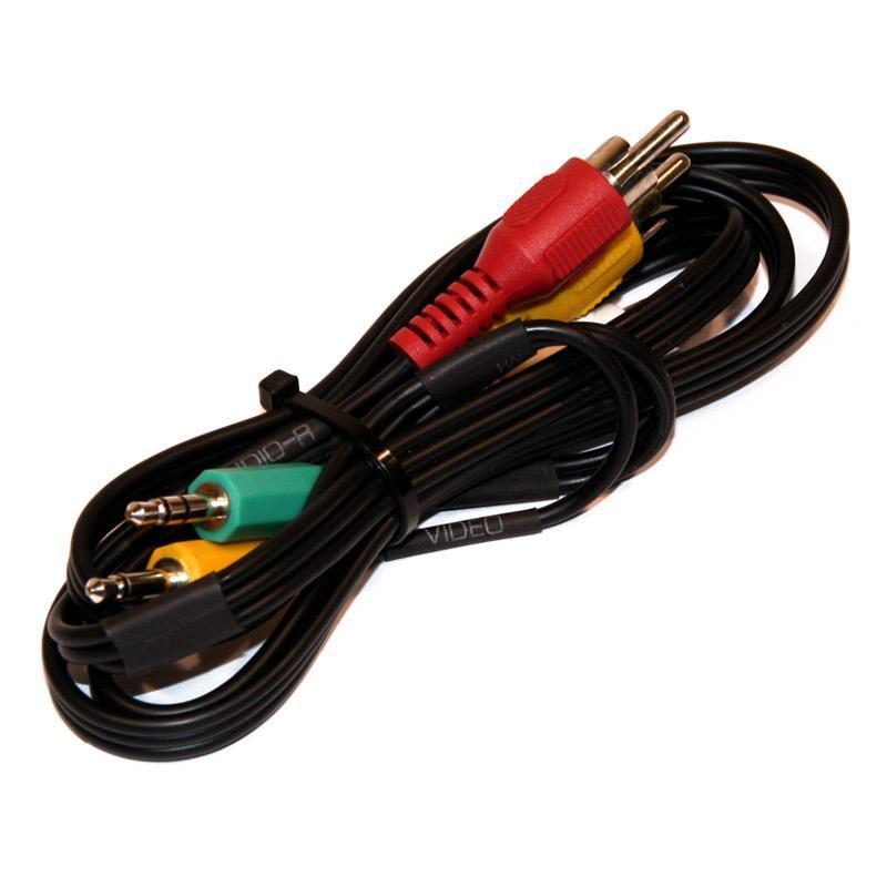 AMPIRE Anschlusskabel für DVBT51/52, AV-Ausgang AK-DVBT51-2