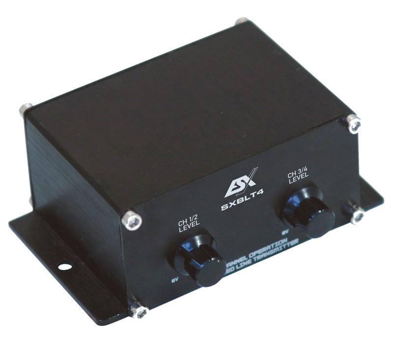 ESX SX-BLT4 - BLD Line-Übertrager