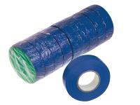 Isolierband aus Weich-PVC blau