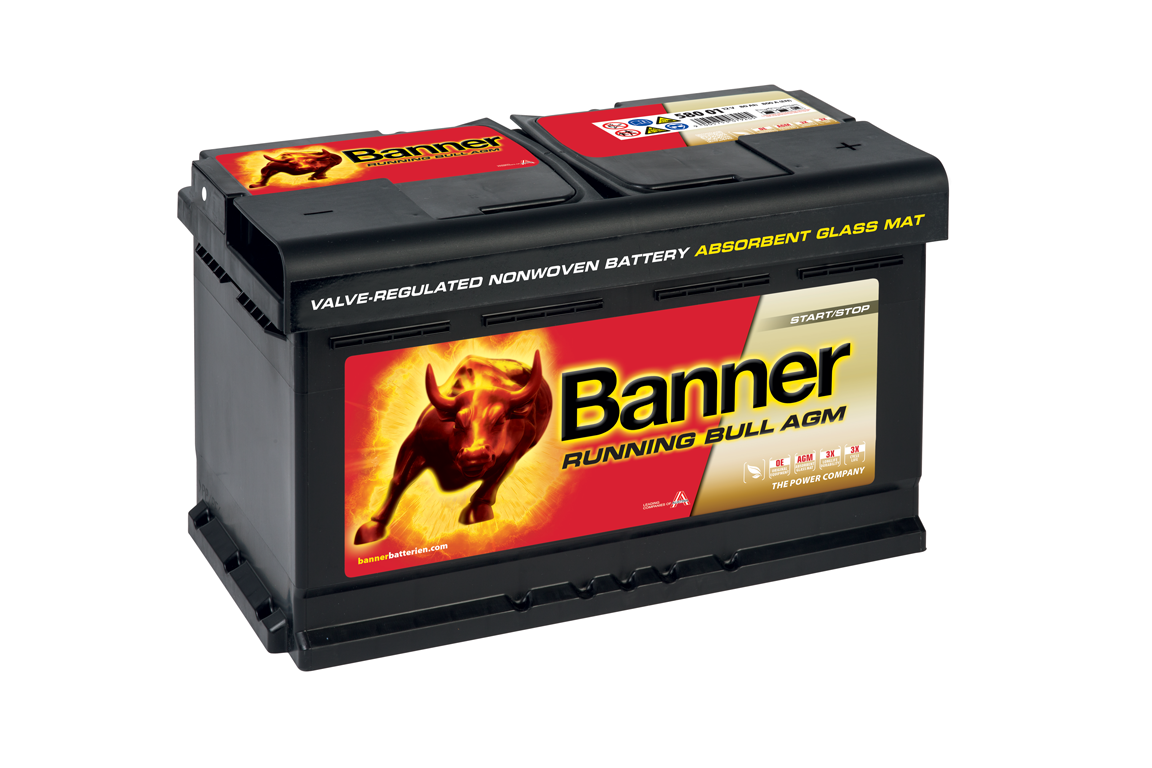banner running bull 58001 80ah batteries carfeature. Black Bedroom Furniture Sets. Home Design Ideas