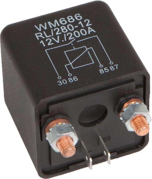 Audio System Z-Relay - Trennrelay mit 200A Schaltleistung