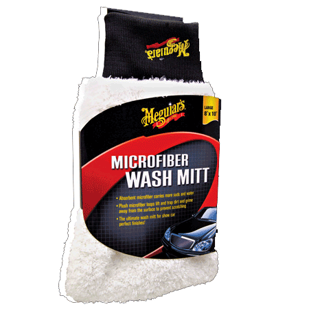 Meguiars Ultimate Mikrofaser Waschhandschuh