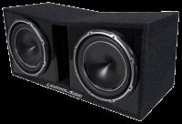 LIGHTNING AUDIO Subbox LA-2X12V