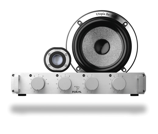 Focal Utopia Be 2 Way Component No5 13cm