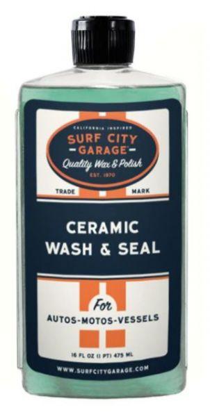 Surf City Garage Ceramic Wash & Seal - Waschshampoo