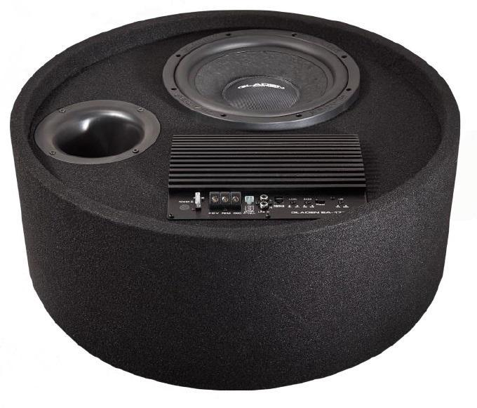 gladen rs 10 rb aktiv 25cm reserverad aktiv subwoofer. Black Bedroom Furniture Sets. Home Design Ideas