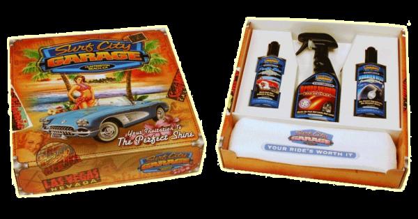 Surf City Garage The Perfect Shine - Geschenkpaket