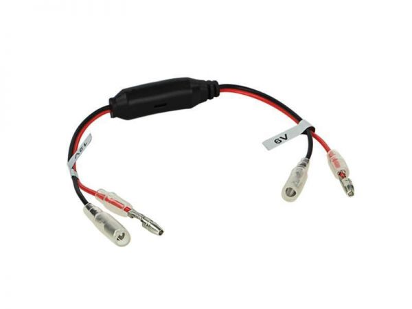 Spannungswandler 12 Volt > 6 Volt max. 1,5A