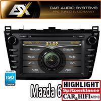 ESX VN810-MZ-6 - Naviceiver für Mazda