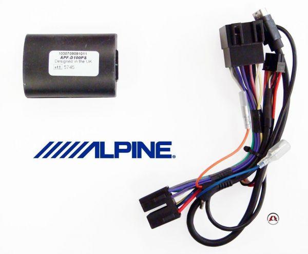Alpine APF-D100PS - Lenkradinterface
