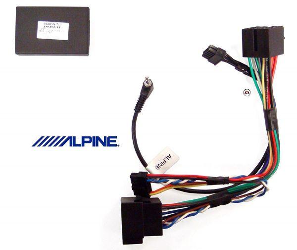 Alpine APF-S100PS - Lenkradinterface