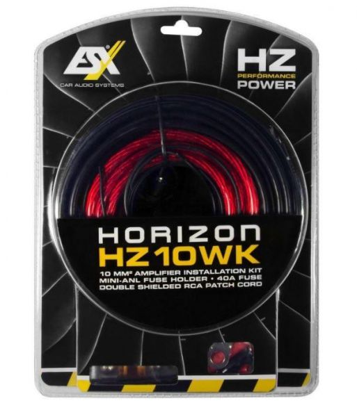 ESX HZ10WK - 10mm² Kabelkit