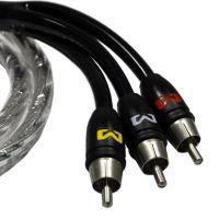 AMPIRE AV-Kabel 50cm, 3-Kanal