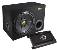 Kicker Kick Pack KPX500.2 - Basspaket