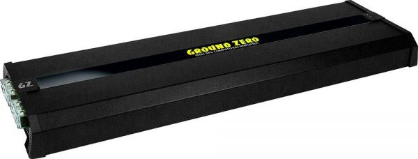 Ground Zero GZCA 35K-SPL - 1-Kanal Verstärker