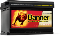 Banner Running Bull EFB 56512 - 65Ah