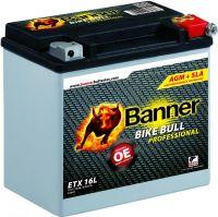 Banner Bike Bull AGM Professional 51601 - 19Ah