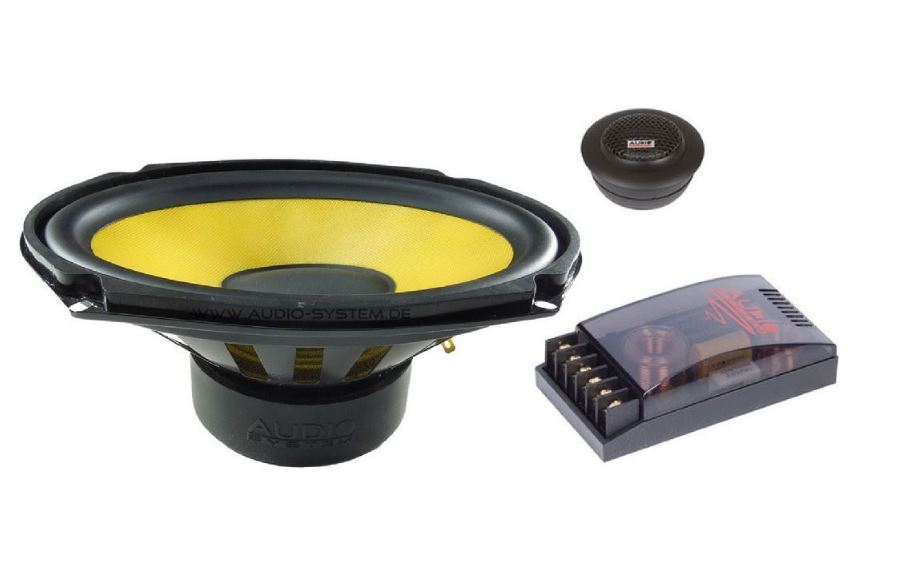 Audio System X 507 5x7  2-Wege FORD Compo System
