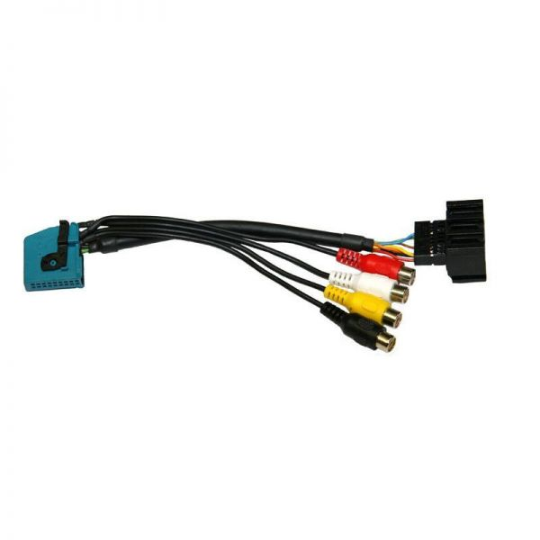 Av In Out Adapter Plug Play Suitable For Bmw Tv Tuner In Mk1 4