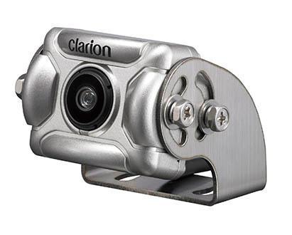 Clarion CC1601A - Ultrakompakte Kamera mit Weitwinkel Darstellung