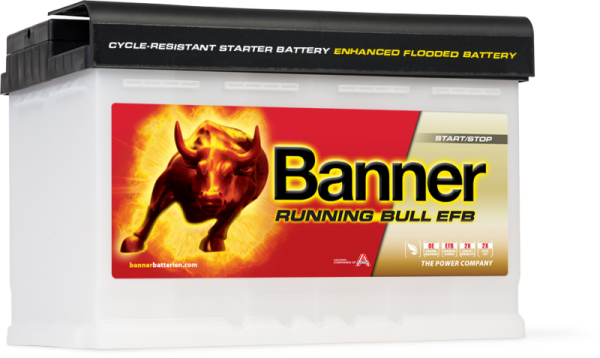 Banner Running Bull EFB 57011 - 70Ah