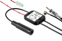ABB 4726.01 - DAB/ FM Aktivsplitter - Frequenzweiche DIN/SMB