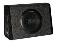 Kicker Active Subbox 11 PT250 - 25cm geschlossene Subbox