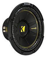 "Kicker 10"" CompC104 (CWCD104) - 25cm Subwoofer"
