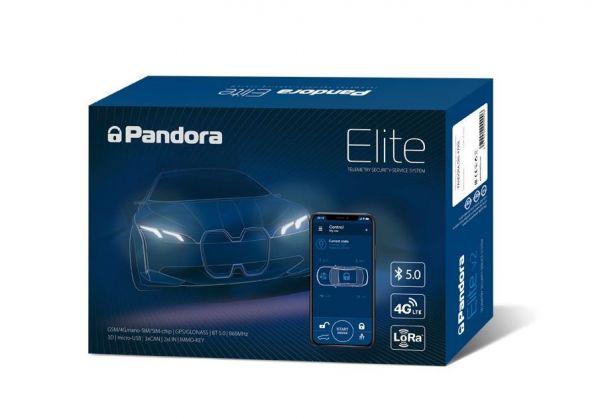 Pandora Elite V2 - Alarmanlage
